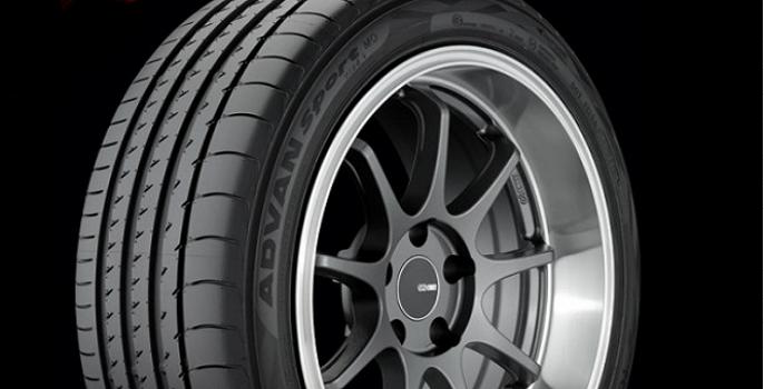 Yokohama lance son nouveau pneu sportif : l'Advan Sport V105