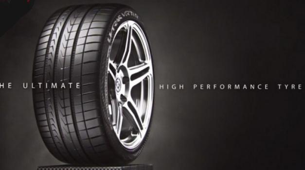 Décrouvrez le nouveau pneu sportif Vredestein : l'Ultrac Vorti R