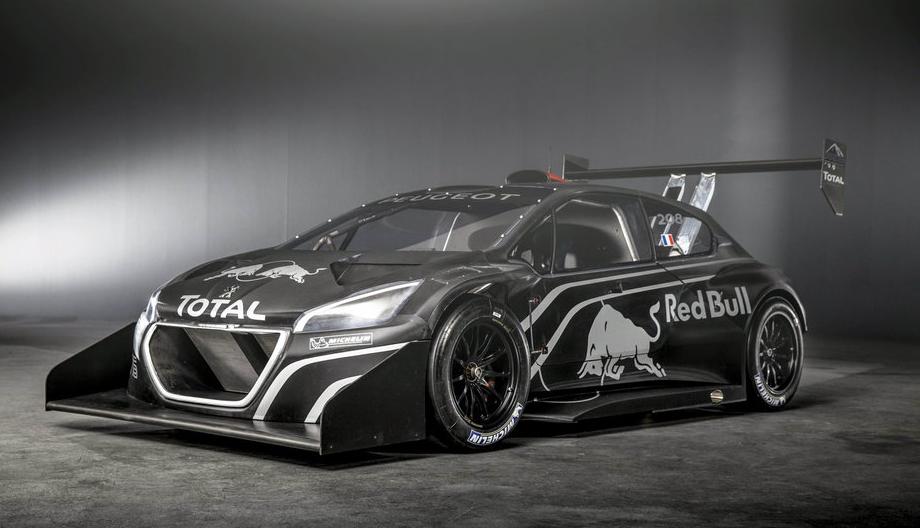 #Pikes Peak : le nouveau défi de Sébastien Loeb