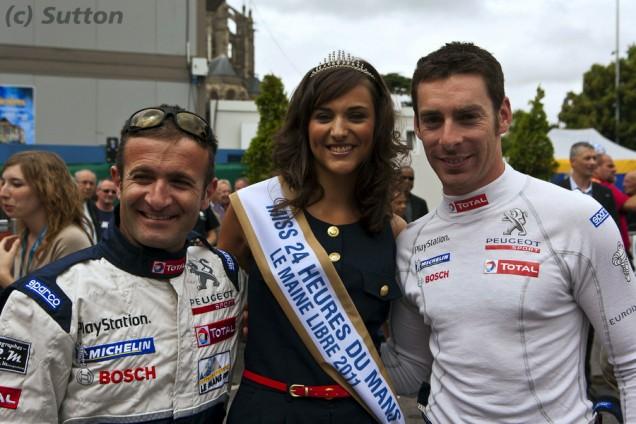 Les 24h du Mans cherchent leur nouvelle Miss !