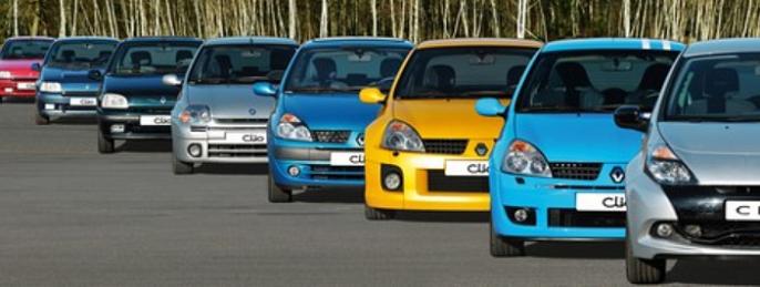 Quels pneus choisir pour ma Renault Clio ?
