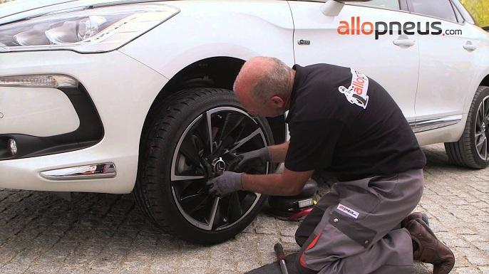 Permuter ses pneus : mode d'emploi