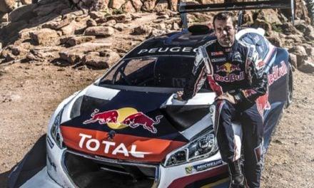 #Pikes Peak : Sébastien Loeb s'impose lors des premières qualifications
