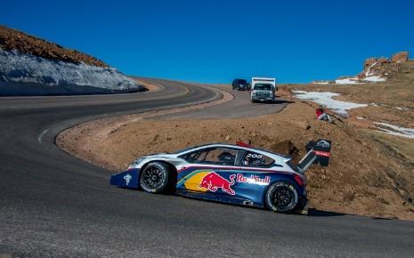 Sébastien Loeb-Pikes-Peak-3