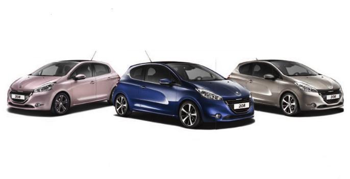 Quels pneus choisir pour ma Peugeot 208 ?