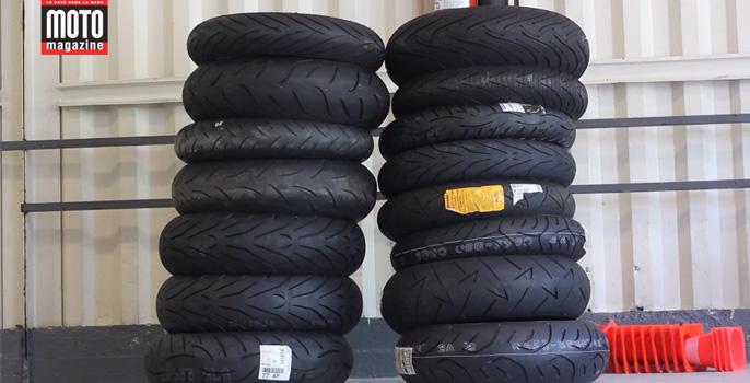 comparatif pneu moto sport tourisme 2013 chewing gomme. Black Bedroom Furniture Sets. Home Design Ideas