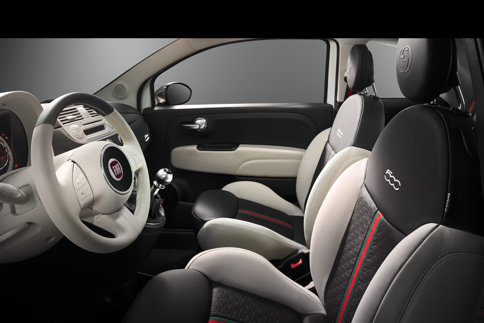 Fiat 500 By Gucci 5