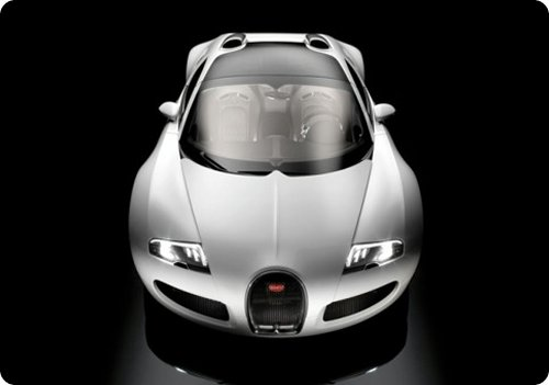 Bugatti Veyro grand-sport