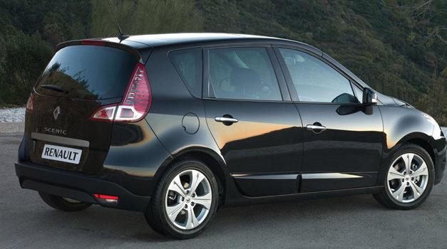 Quels pneus choisir pour mon Renault SCENIC ?