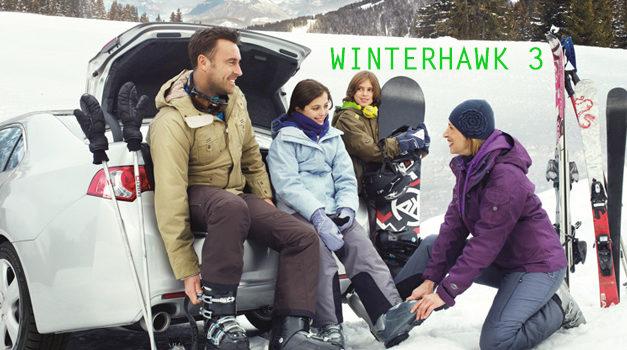 Firestone sort son nouveau pneu hiver : le Winterhawk 3