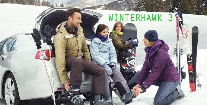 firestone sort son nouveau pneu hiver le winterhawk 3. Black Bedroom Furniture Sets. Home Design Ideas