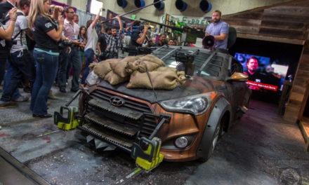 Peur de l'apocalypse ? Essayez la voiture anti-zombies. [18 photos]