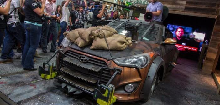 essayez la voiture anti zombies 18 photos - Zombie Voiture