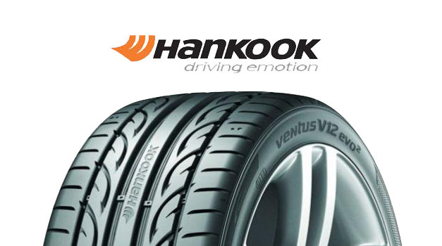 Le nouveau pneu sportif Hankook : Le Ventus V12 evo2