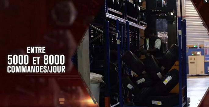 [Vidéo] Baladez-vous dans nos entrepôts