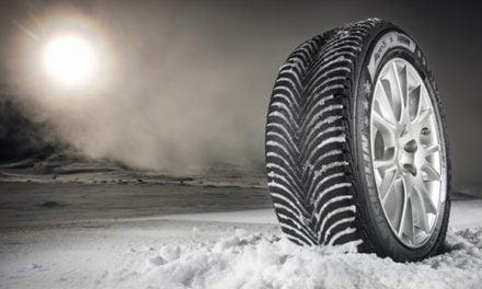 Nouveau pneu hiver Michelin : Le Alpin 5