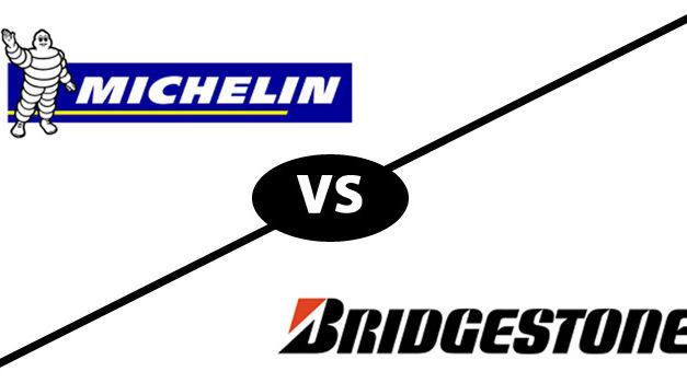 Bridgestone vs Michelin : le choc életrique