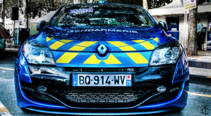 France - Megane III RS