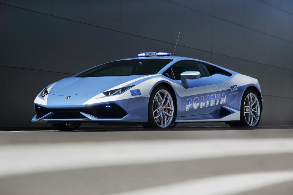Italie - Lamborghini Huracan