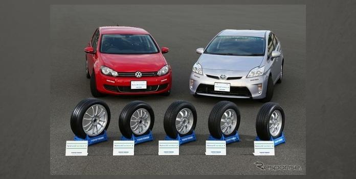 Nouveau pneu TOYO : le NanoEnergy3