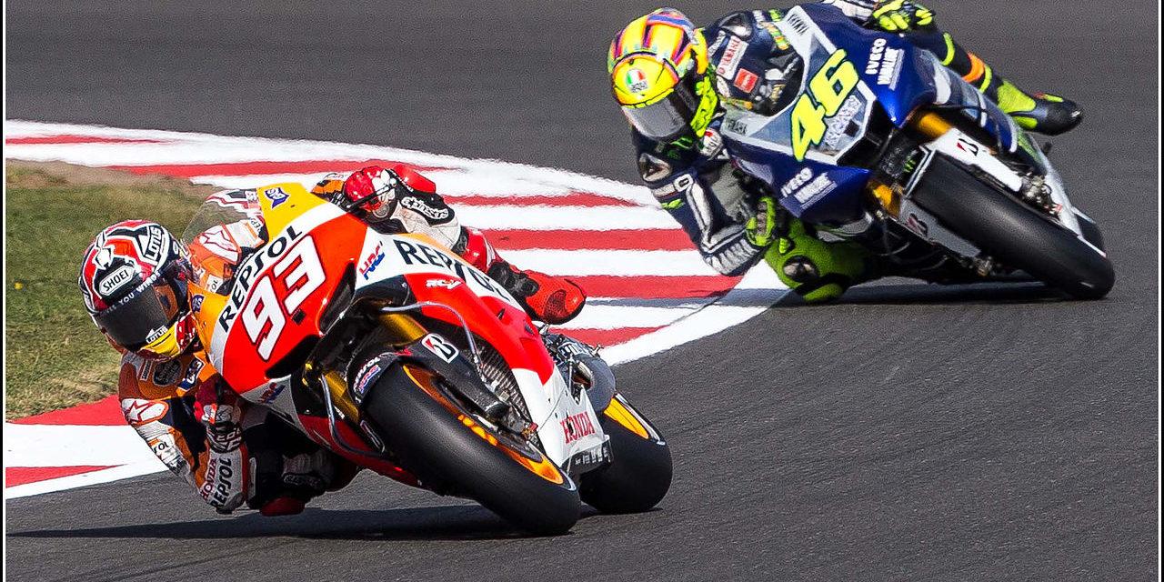 Marquez et le Grand Prix, saison 2014