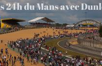 Les 24h du Mans avec Dunlop