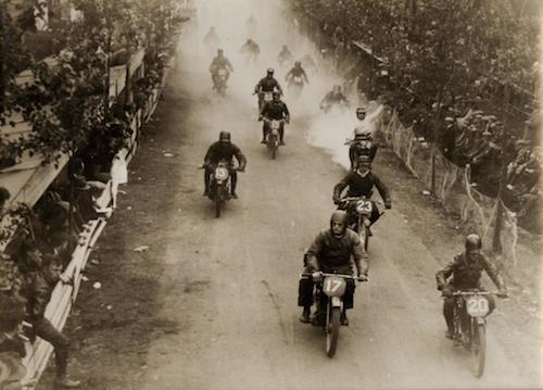 TT circuit Assen 350cc 1926
