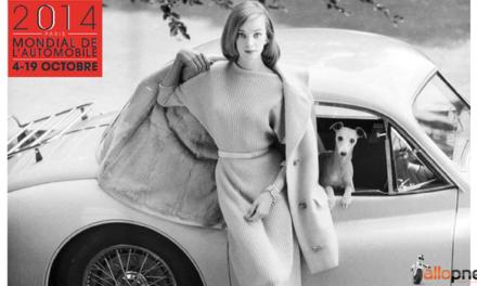 Le thème du Mondial de l'Auto cette année : l'Automobile et la Mode