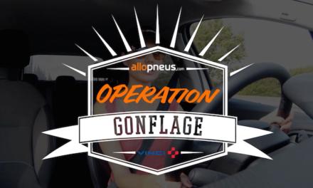Opération gonflage avec Allopneus et VINCI Autoroutes [Reportage]