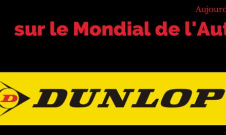 [INTERVIEW] Dunlop sur le Mondial de l'Auto 2014