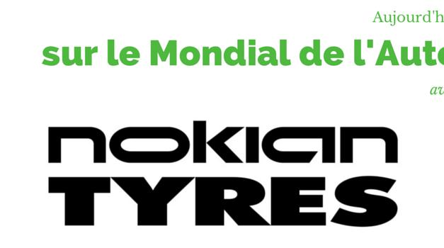 [INTERVIEW] Nokian sur le Mondial de l'Auto 2014