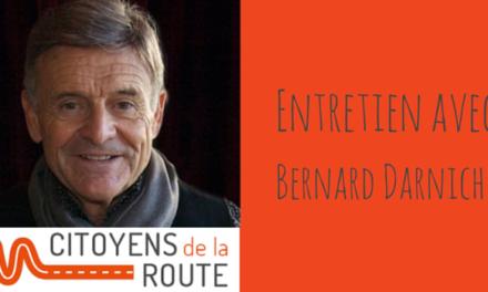 Entretien avec Bernard Darniche : les Citoyens de la Route
