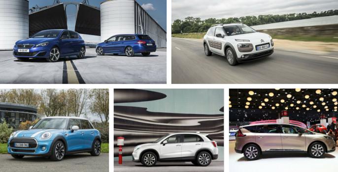 Les 5 voitures qui feront le paysage automobile de 2025
