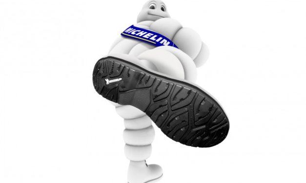 Des semelles haute-performance pour Michelin