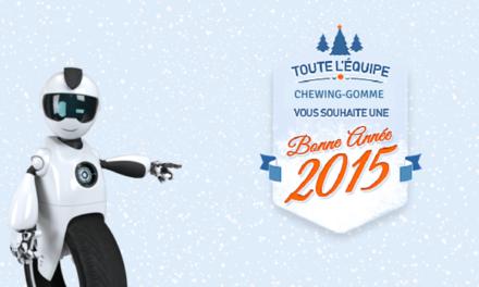Edito #89 : Bonne année 2015 !