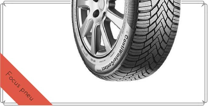 Focus sur le Continental TS 850, pneu hiver par excellence
