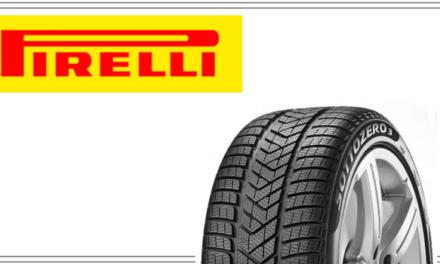 Focus sur le pneu hiver Pirelli Sottozero 3