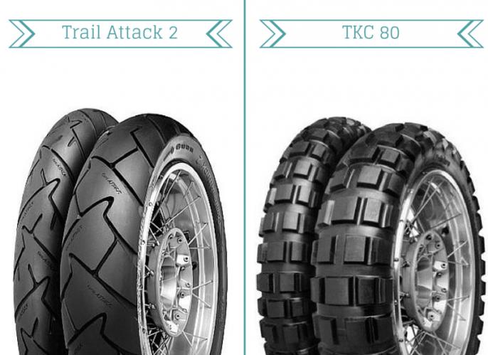 Trail Attack 2 et TKC 80
