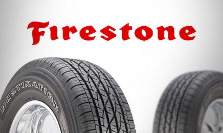 Focus sur le Destination HP, nouveau pneu SUV de Firestone