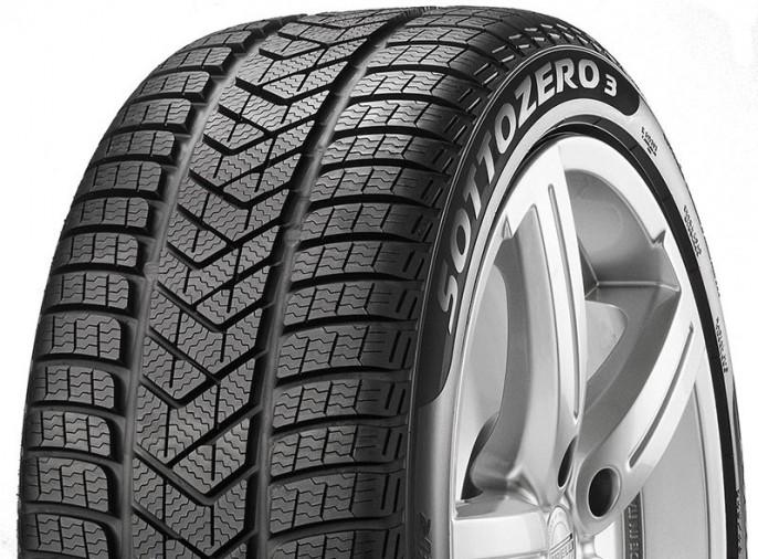 focus sur le pneu hiver pirelli sottozero 3. Black Bedroom Furniture Sets. Home Design Ideas
