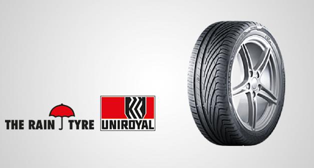 Focus sur le nouveau pneu été d'Uniroyal, le Rainsport 3