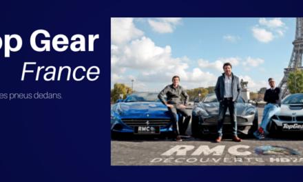 Edito #98 : Top Gear France, avec des pneus dedans.