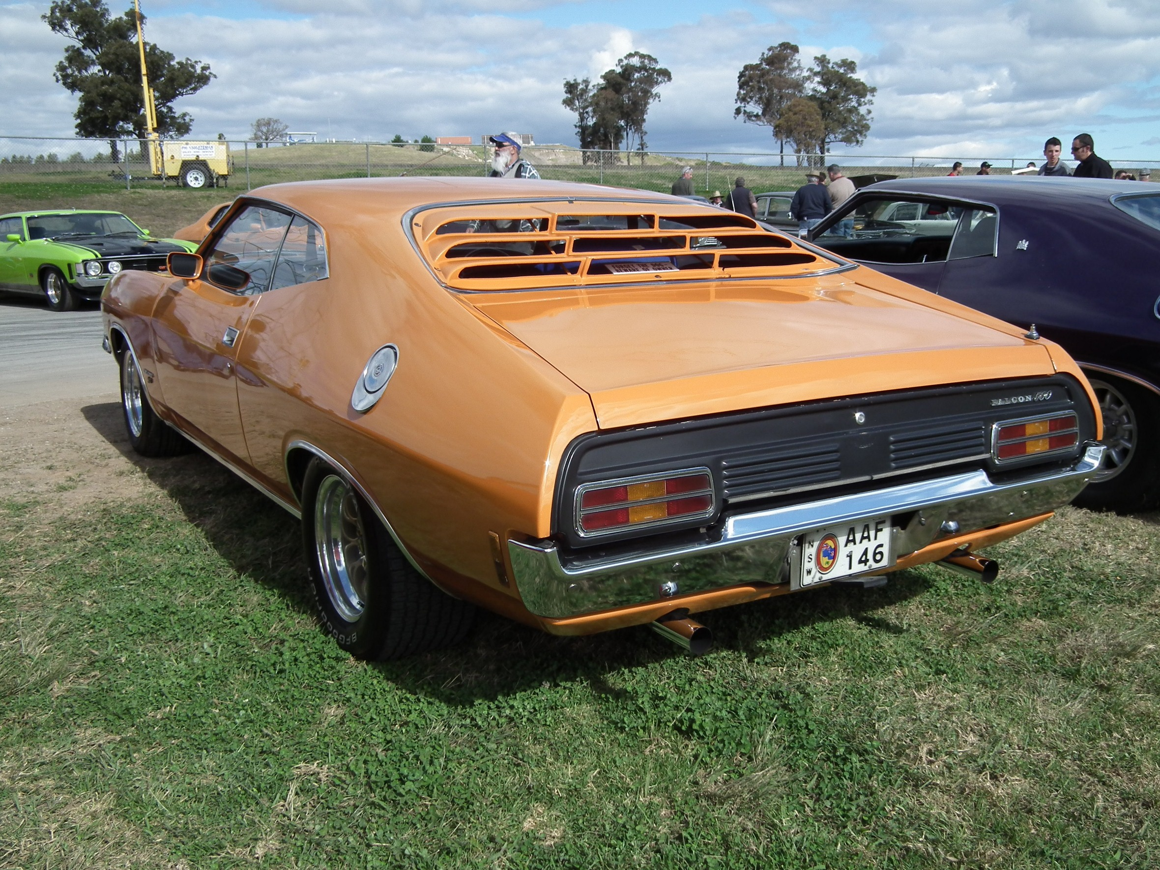1974 ford xb falcon 500 hardtop 7708257068 chewing gomme. Black Bedroom Furniture Sets. Home Design Ideas