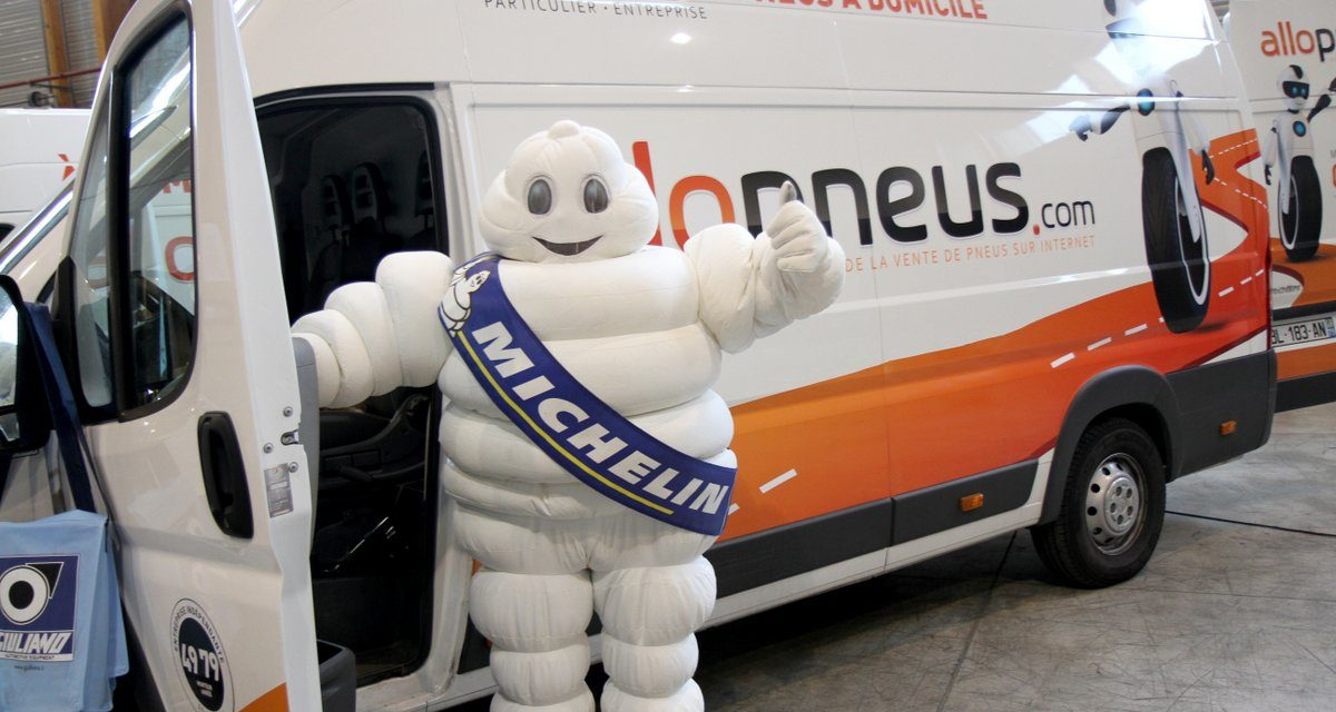 Edito #102 : Allopneus invite Michelin chez eux !