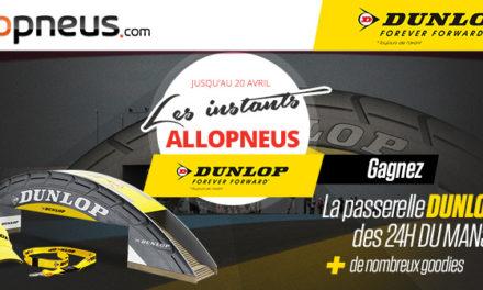 Edito #101 : on joue avec Dunlop et les 24h du Mans