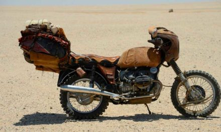 Mad Max : Fury Road, les motos