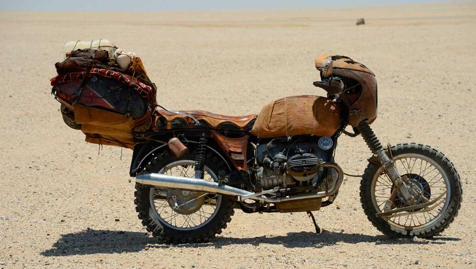 Mad Max : Fury Road, les motos