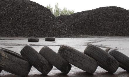 Les coulisses du recyclage de pneumatiques