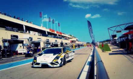 [À GAGNER] Un pass VIP pour 2 personnes pour le Lamborghini Blancpain Super Trofeo qui aura lieu les 20 et 21 juin prochains sur le circuit du Castellet