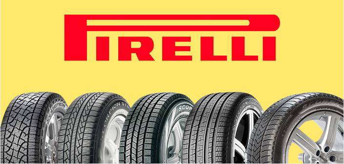 La gamme Scorpion de Pirelli